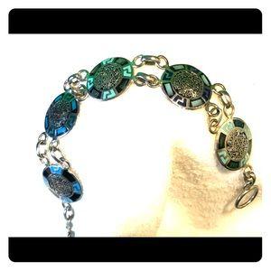 Israeli Sterling Silver Bracelet!